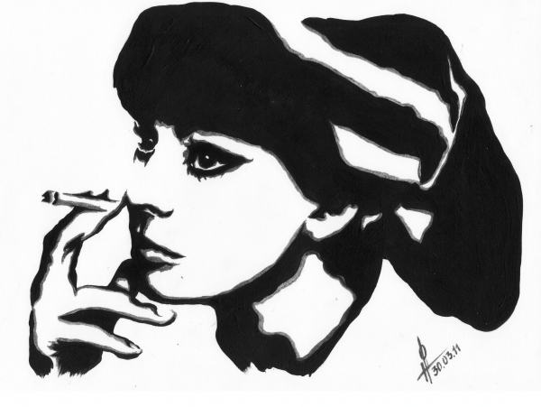 Sophia Loren by Dory21